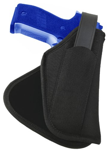 UPC 043699783618, Uncle Mike's Law Enforcement Kodra Nylon Paddle Holster with Thumb Break (Size 36, Right Hand)