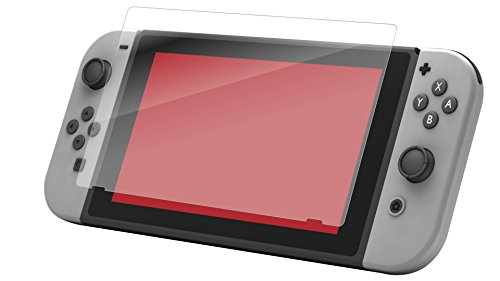 ZAGG InvisibleShield Tempered Glass Screen Protector for Nintendo Switch (Ipad 2 Screen Protector Zagg)