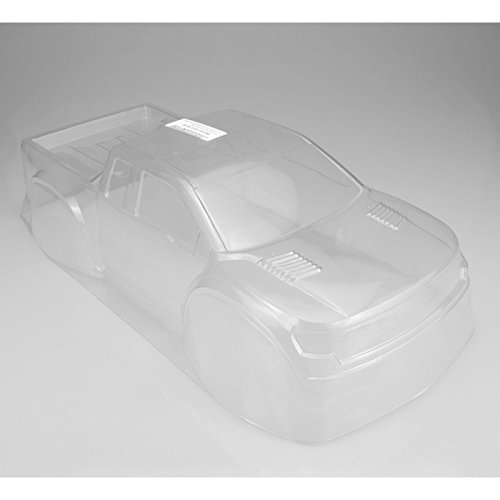 J Concepts 0084 ILLUZION Ford Raptor SVT, Clear Body for Slash 2WD