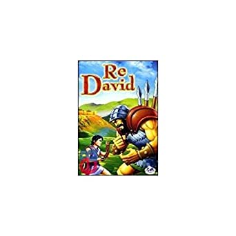 Re David (+pcgames Turbo toons) [Italia] [DVD]
