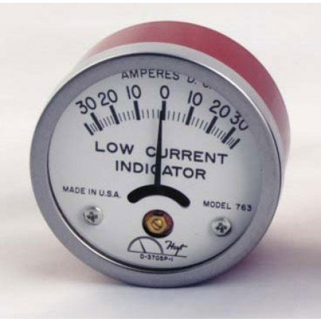 Hoyt 763 Model 763 Low Current Indicator 30 ADC Induction Amp Meter by HOYT