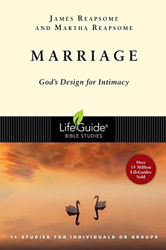 Marriage: God's Design for Intimacy (Lifeguide Bible Studies)