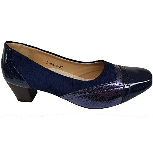 Boutique Pour Fantasia Femme Escarpins Bleu RgYOPqSxw