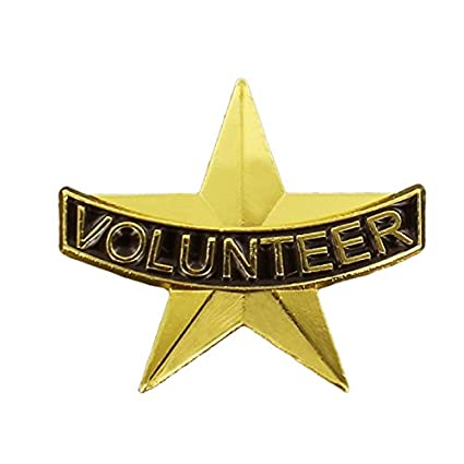Image result for Golden Star Volunteer
