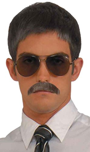 Forum Novelties Mens Novelty Gentlemans Mustache