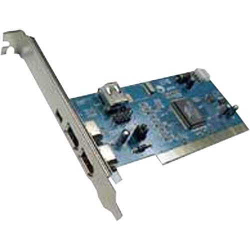 PPA International FireWire 4 Port 3 External & 1 Internal 6