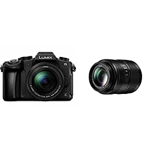 Panasonic DMC-G85MK Camera and H-FSA45200 Lens Bundle