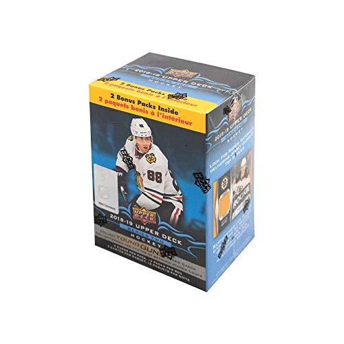 2018-19 Upper Deck Series 2 Hockey 12ct Blaster - 12 Deck Upper