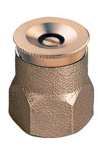 Shrub Spray Head (Orbit 54032 Sprinkler System 90 Degree Pattern Brass Shrub Spray Head)