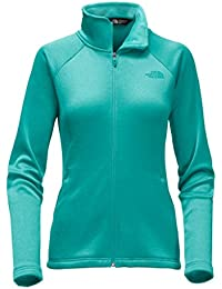 Womens Agave Full Zip Jacket