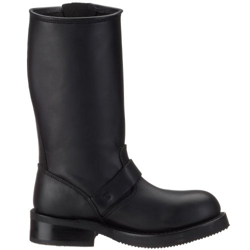 BUFFALO Chaussures Hommes - Bottes 1808 - black