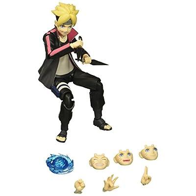 TAMASHII NATIONS Bandai S.H. Figuarts Boruto Naruto Action Figure: Bandai Tamashii Nations: Toys & Games