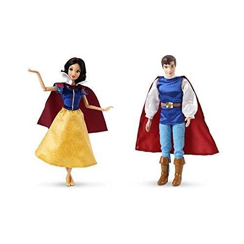 [Disney Snow White Prince Doll and Snow White Doll - 12