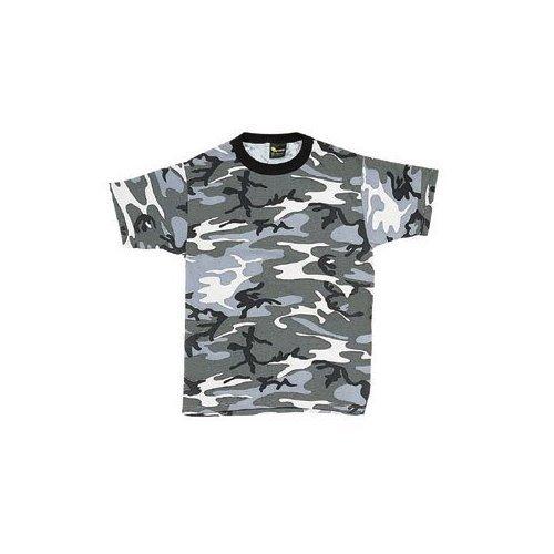 Rothco T-Shirt, City Camo, X-Large by Rothco