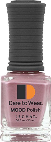 LECHAT Dare To Wear Mood Polish, Island Wonder, 0.5 Ounce (Best Colors To Wear)