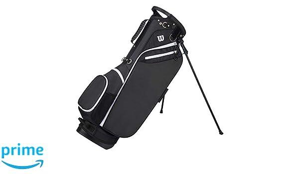 Wilson W Carry Black Bolsas de Mano para Palos de Golf ...