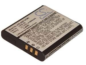 Batería Li-Ion 800mAh (3,7 V) compatible con Agfa Agfaphoto Optima 147. Sustituye las baterías: APB-50 y APB-50(ICP7/35/41).