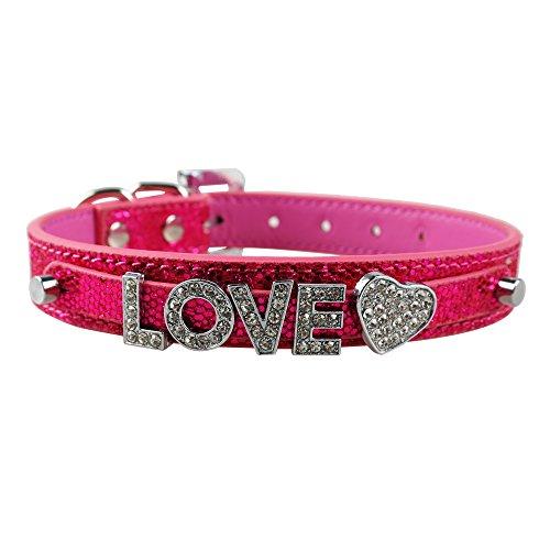 Glitter Pink Bone (Didog 10-12