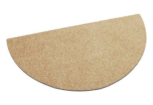 Deko-Matten-Shop Fußmatte Classic, Schmutzfangmatte, halbrund, halbrund, halbrund, 55x110 cm, Dunkelblau, in 10 Größen und 11 Farben B079H2Y6KG Fumatten 4db75e
