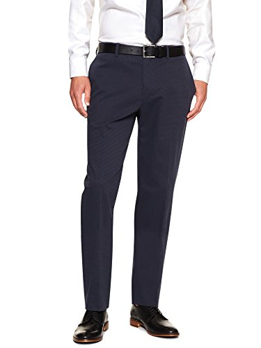 Front Stain Resistant Stretch Chino - 6