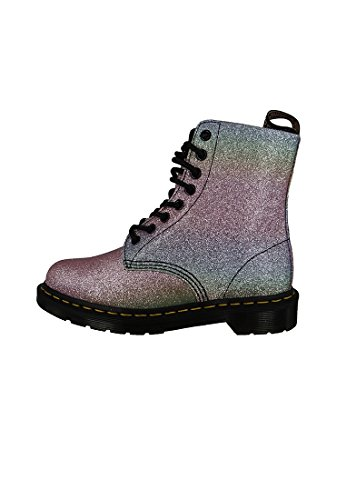 Dr Boot Ankle GLTR Women's Pascal Martens Varies Multicolore Blank rBprqwX