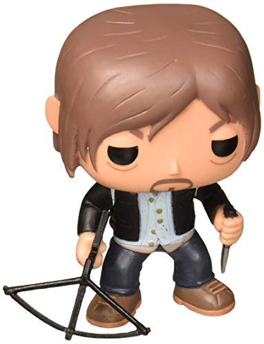 Funko Pop Television The Walking Dead - Biker Daryl Vinyl Figure