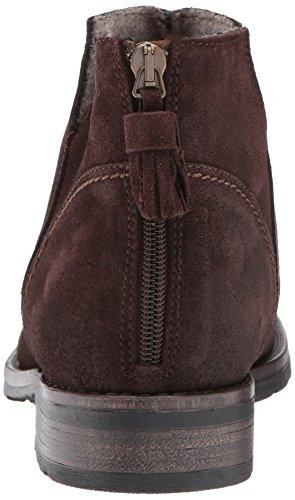 5 Ankle Bootie Laney Us Suede Dark Sebago Women's 5 Waxy Boot Brown B O1Wvq