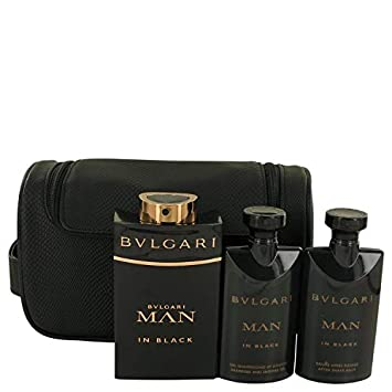 2d63430a6d Bvlgãrí Man In Black by Bvlgãrí for Men Gift Set - 3.4 oz Eau De Parfum
