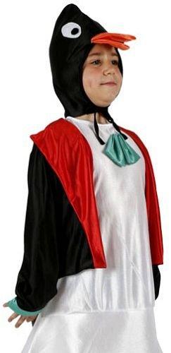 Disfraz Pingüino. Disfraces Niño 3/4 años 7-9 anni: Amazon.es ...