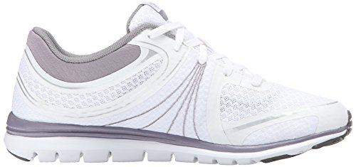Ryka Charisma Mujer US 6 Blanco Zapatos para Caminar