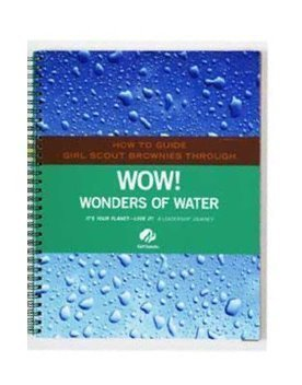 Brownie WOW! Wonders Of Water Leader Book (Girl Scout Journey Books, Brownie 2)