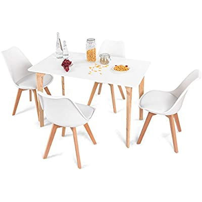 giantex-5-pieces-dining-table-set