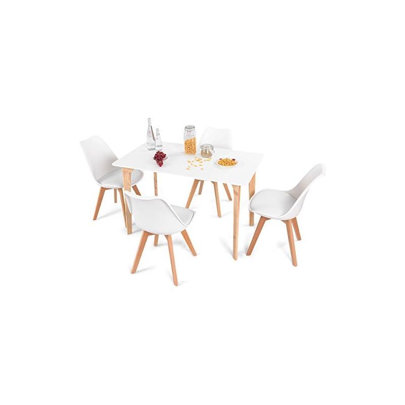 giantex-5-pieces-dining-table-set
