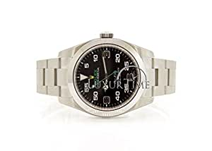 Rolex Air-King Automatic-self-Wind Male Watch 116900 (Certified Pre-Owned)