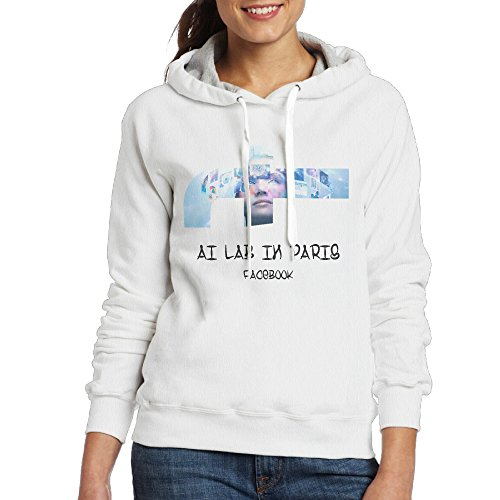 AI LAB In Paris-facebook Women's Hoodies XL (Ghostbusters Couples Costumes)