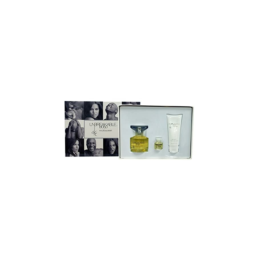 Unbreakable Bond For Women And Men By Khloe And Lamar Gift Set