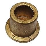 Huck BobTail BTC-4U8L Lockbolt Collar; 1/4 Inch (0.250 Inch), FLNG Collar W/FIT UP TAB, SST, Plain (100 PK)