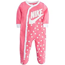 NIKE Infant/Toddler Printed Footed Coverall