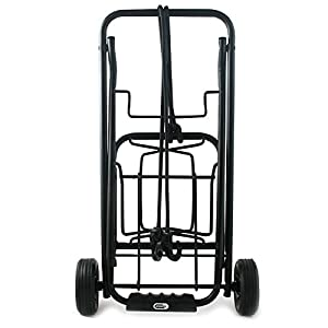 Compact lightweight Luggage Travel Trolley - carries luggage up to ...