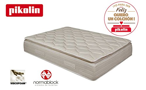 COLCHON-PIKOLIN-PILLOW-TOP-33-CM-DISPONIBLE-EN-TODAS-LAS-MEDIDAS