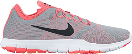 (New Nike Womens Flex Adapt TR Cross Trainer Grey/Lava Glow 9.5 )