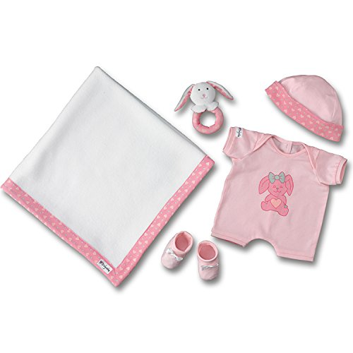Ashton Drake Welcome Home 5 Piece Accessory Set for So Truly Mine Baby Doll by The Ashton-Drake Galleries