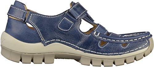 Wolky Wolky Sandals Ka Wolky Sandals Ka Blue Sandals Blue EwZtnT5