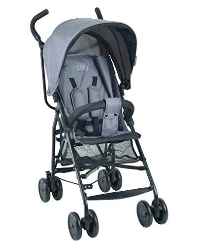 Carrinho de Bebê Cosy, Burigotto, Gray
