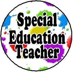 Special Education Teacher 1.25
