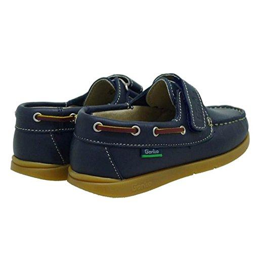 Gorila Zapatos Niño Mocasines Naúticos 21310 Azul 28: Amazon.es: Zapatos y complementos