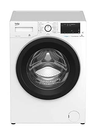 Beko 8kg Washıng Machıne 1400 RPM 15 Programs, White- WTV8736XW
