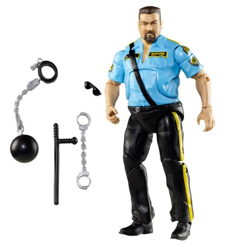 WWE Elite Collector Big Boss Man Figure Series 14
