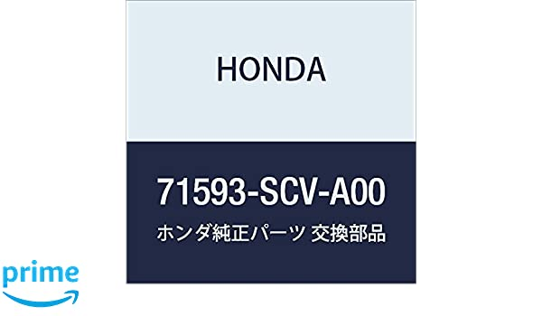Genuine Honda 71593-SCV-A00 Bumper Spacer