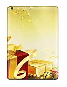 Crystal R Martin CJwuQqX917QauSN Case For Ipad Air With Nice Happy Christmas Day S Appearance by icecream design